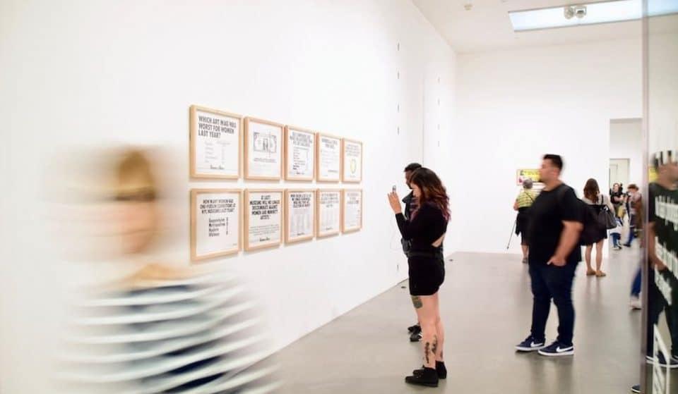 18 Of The Very Best Art Galleries In London