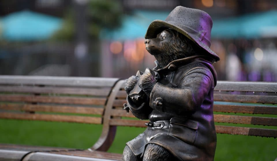 Leicester Square Has A Free Statue Trail Featuring Everyone's Favourite Film Characters