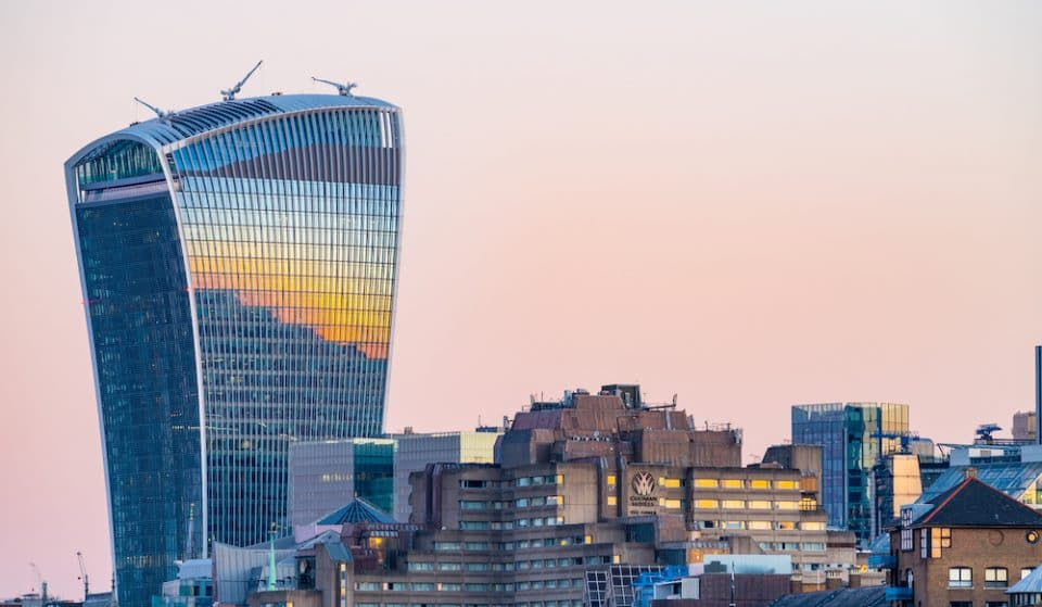 Race Up The Walkie Talkie's 896 Steps To Support Great Ormond Street Hospital