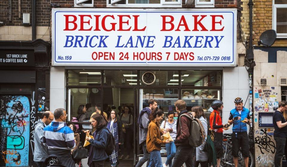 Brick Lane's Legendary Beigel Bake Now Delivers Bagels To Your Door