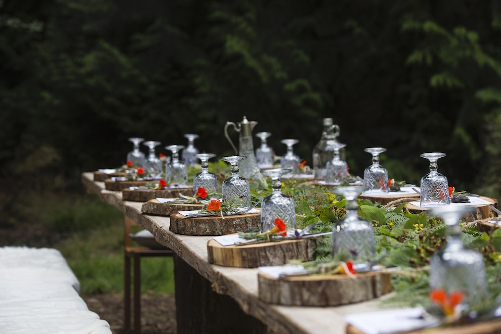 Forage Up A Feast At This Incredible Woodland Dining Experience