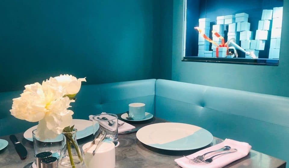 You Can Now Have Breakfast At Tiffany's In London