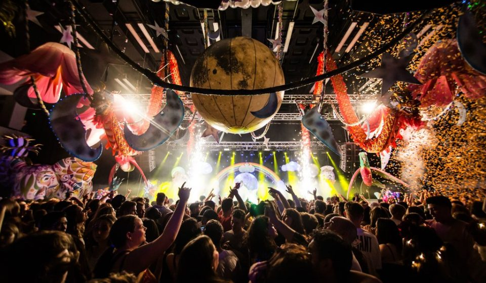 A Magical Lantern Rave Is Coming To Brighten Up Your February