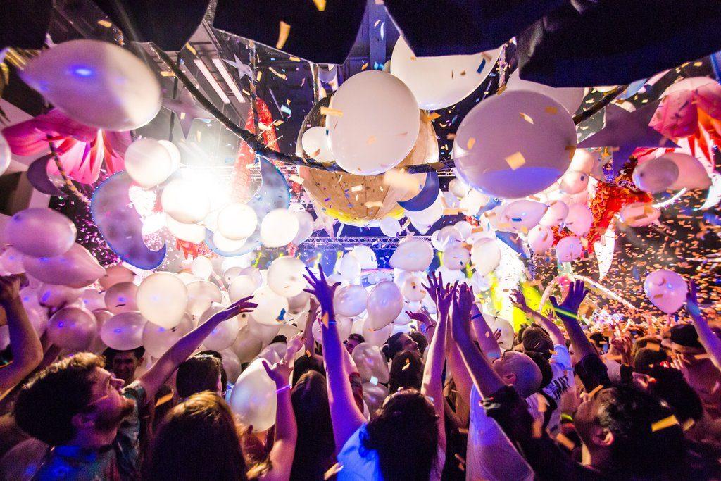 Magical Lantern Rave