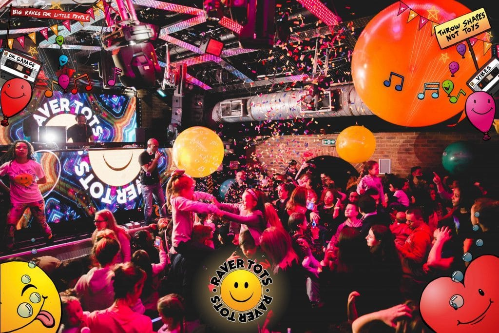 You Can Take Your Kids Raving At Ministry Of Sound This Weekend