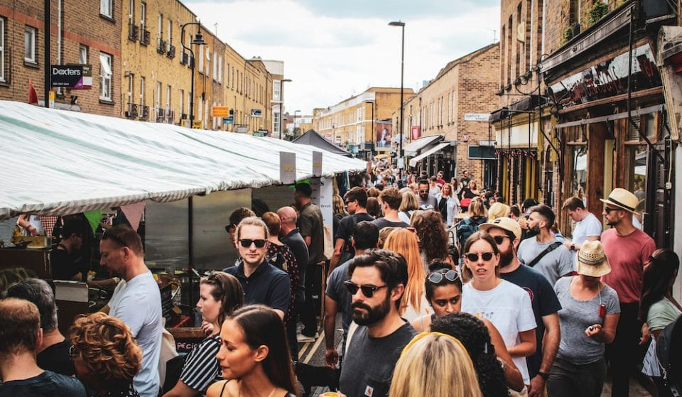 This Lovely Hackney Market Is A Brilliant Spot For Foodies •Broadway Market