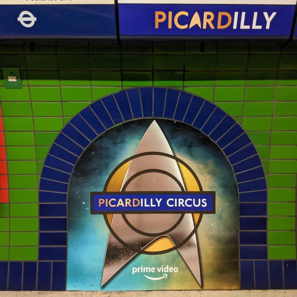 Picardilly Circus