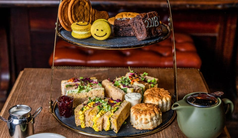 Solve Puzzles In Return For Cake At This Sherlock-Themed Afternoon Tea