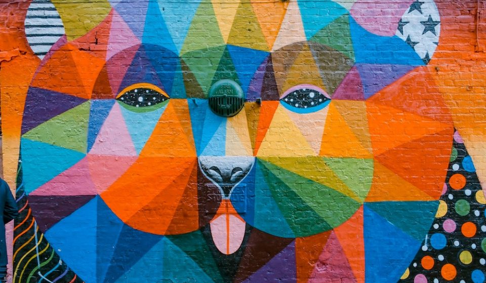 20 New Works Of Art Will Appear Across The City As Part Of London's First Ever Mural Festival