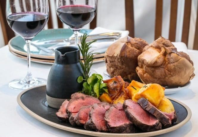 6 Roast Dinners In London That Will Make You Wish It Was Sunday Every Day