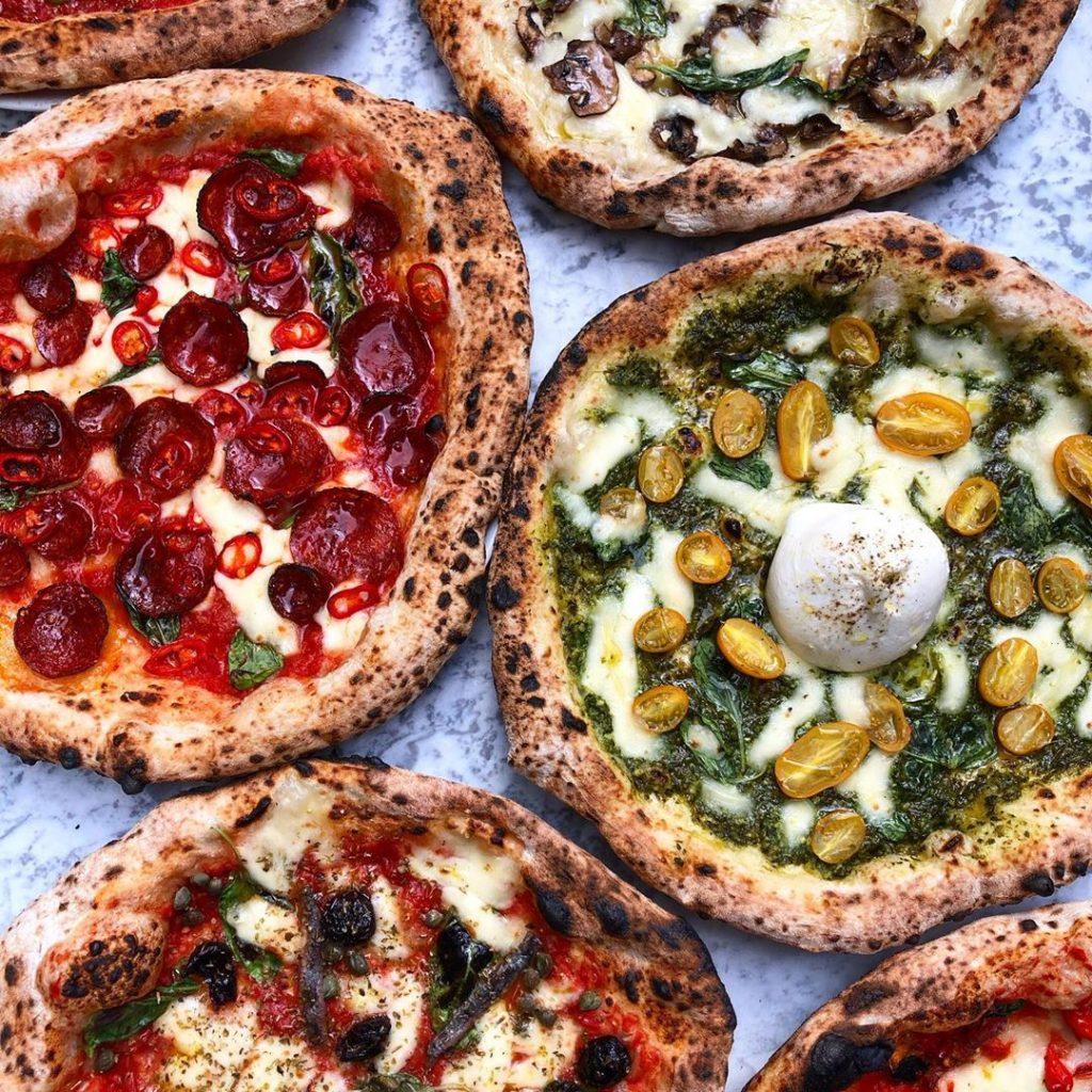 Pizza Pilgrims Victoria