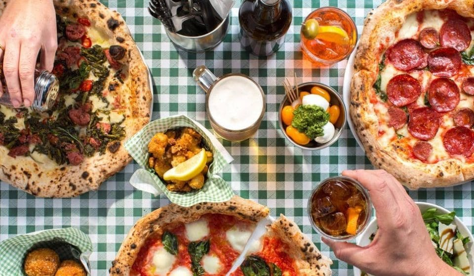 London Is Getting An Immersive Pizza Restaurant This January