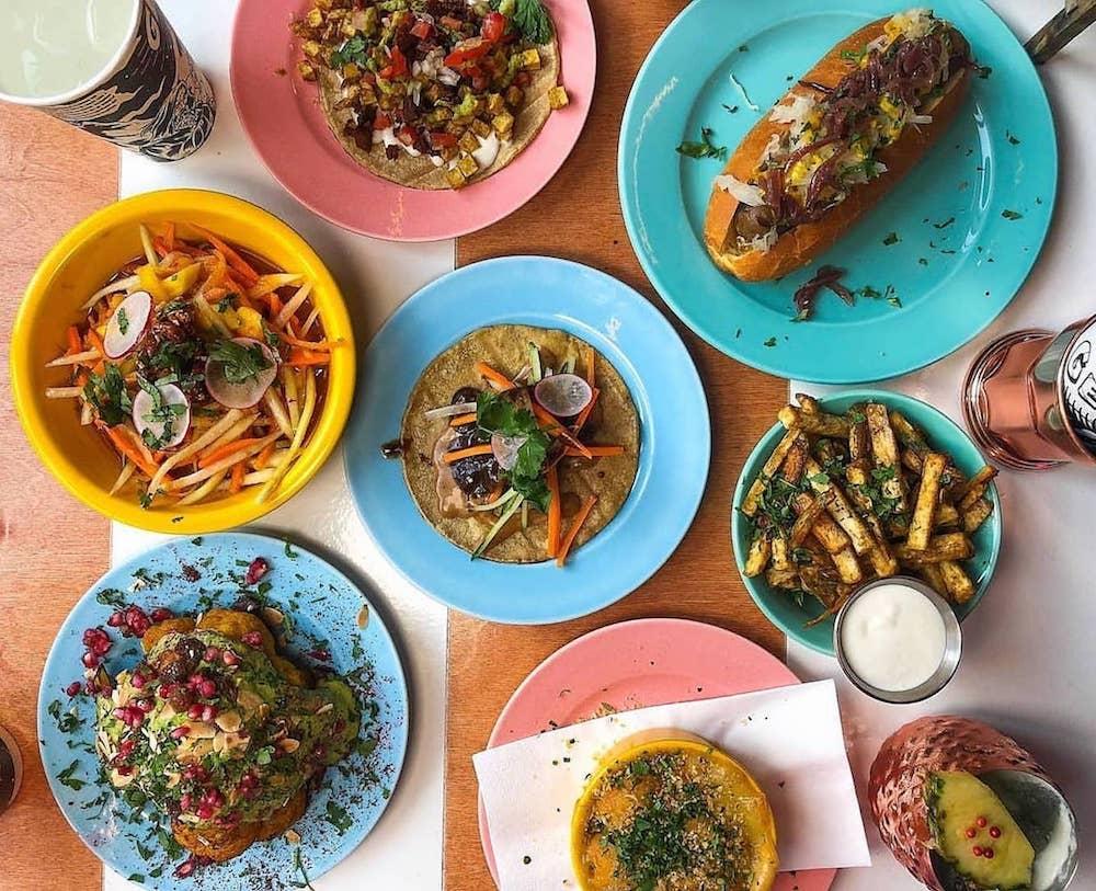 veganuary-restaurants-london: genesis