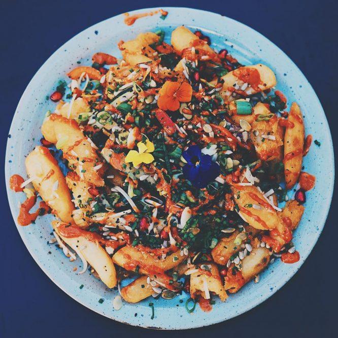 veganuary-restaurants-london: unity diner