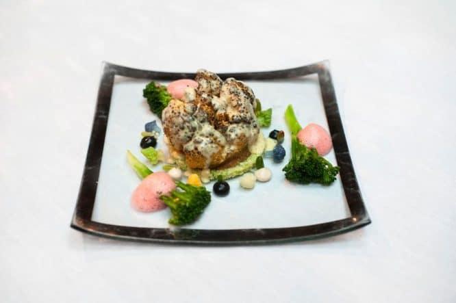 veganuary-restaurants-london: piedaterrerestaurant
