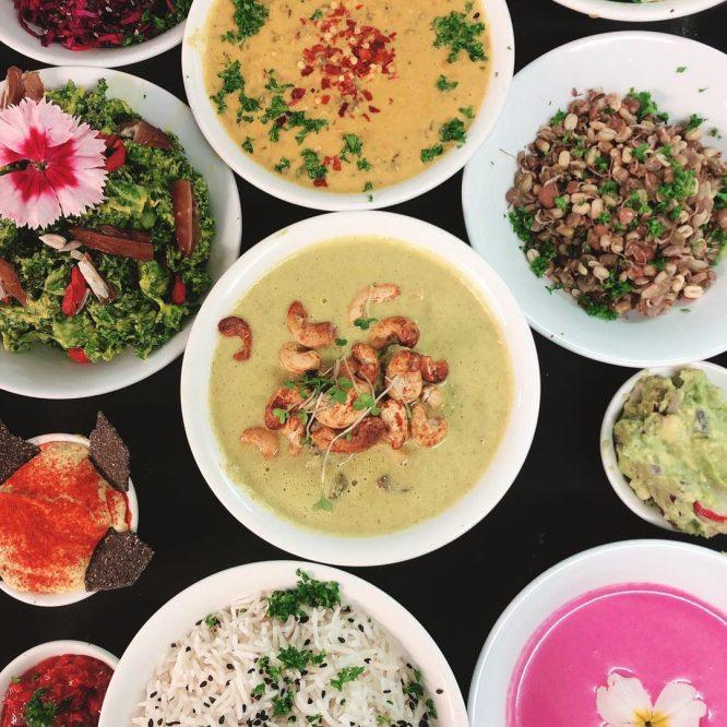 veganuary-restaurants-london: amruthauk