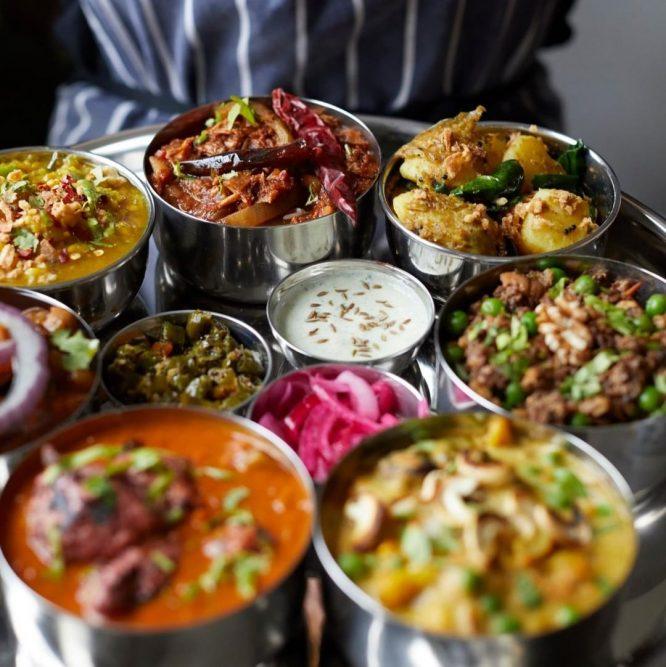 veganuary-restaurants-london: spice box