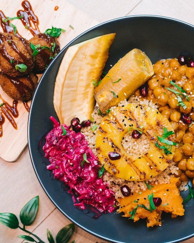 veganuary-restaurants-london: rogue vegan