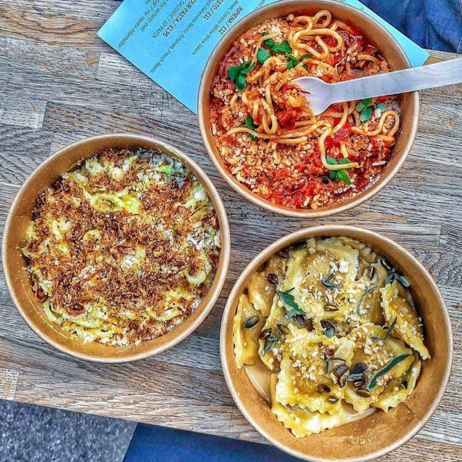 veganuary-restaurants-london: Grazie Dio it's Vegan