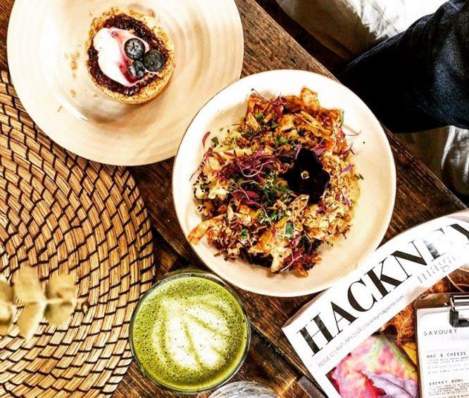 veganuary-restaurants-london: wave