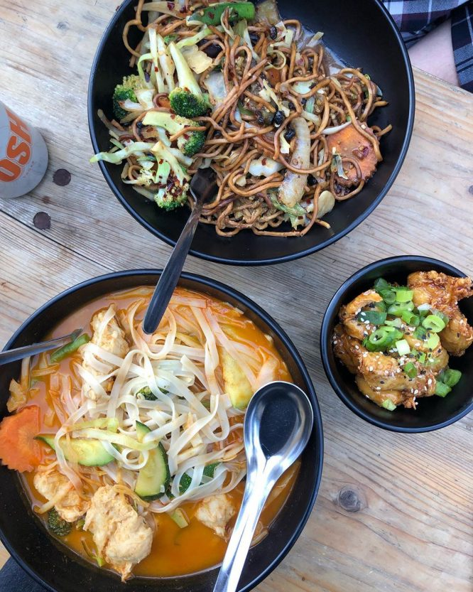 veganuary-restaurants-london: cook daily