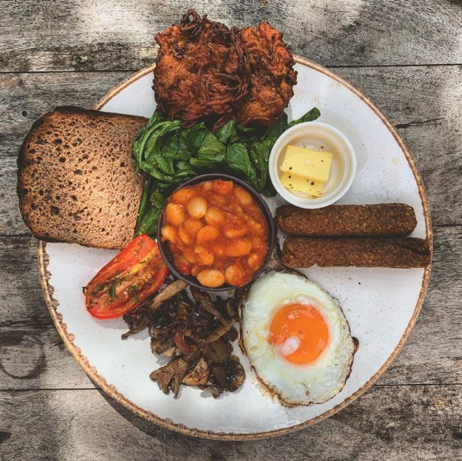 veganuary-restaurants-london: The Muddy Puddle