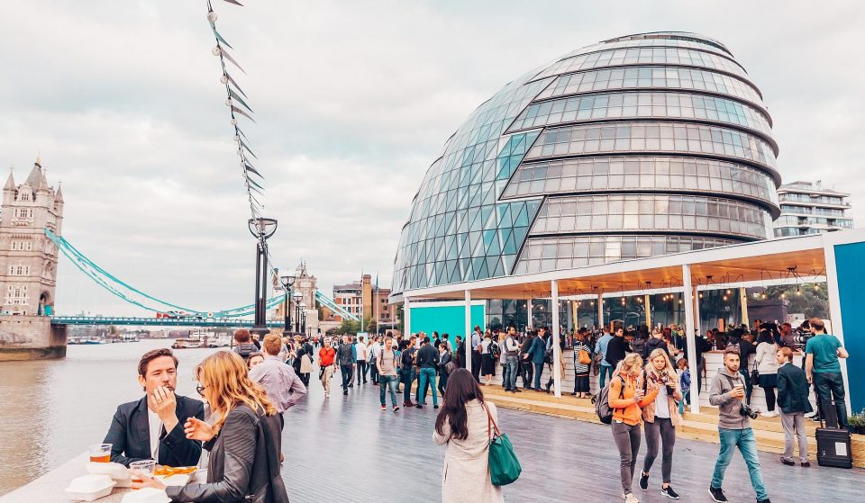 London's Fabulous Free Riverside Festival Is Returning This Summer