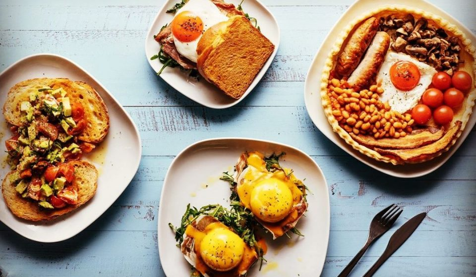 This London Cafe Is Now Serving A Full English Breakfast Tart