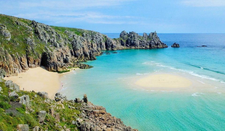 You Can Fly Direct To Cornwall For A Beachy Break This Summer