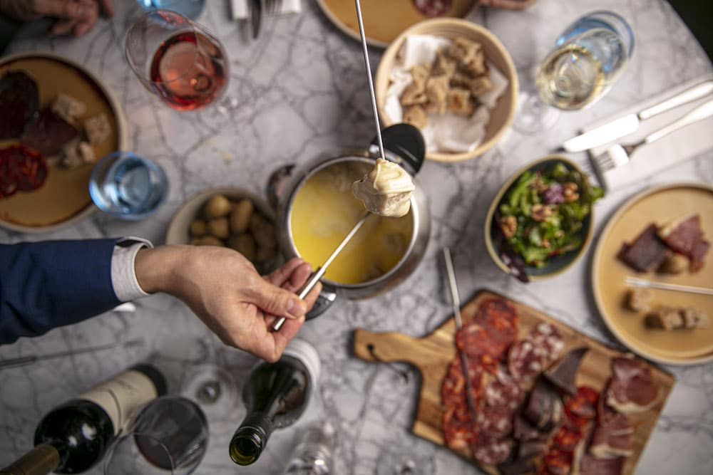 This Covent Garden Wine Bar Is Hosting A Month-Long Fondue Festival