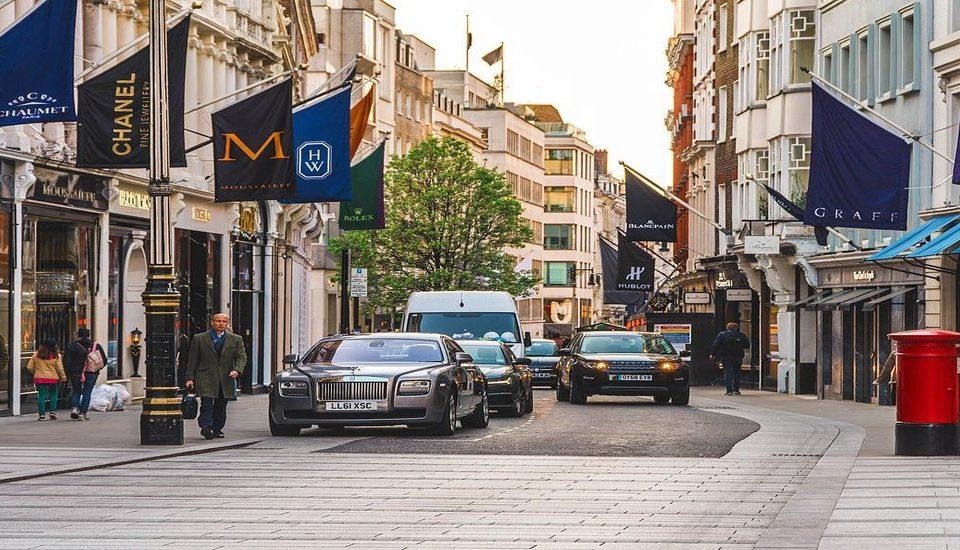 The Secret London Guide To Bond Street