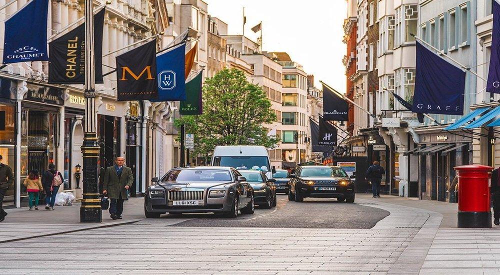 Bond Street Guide