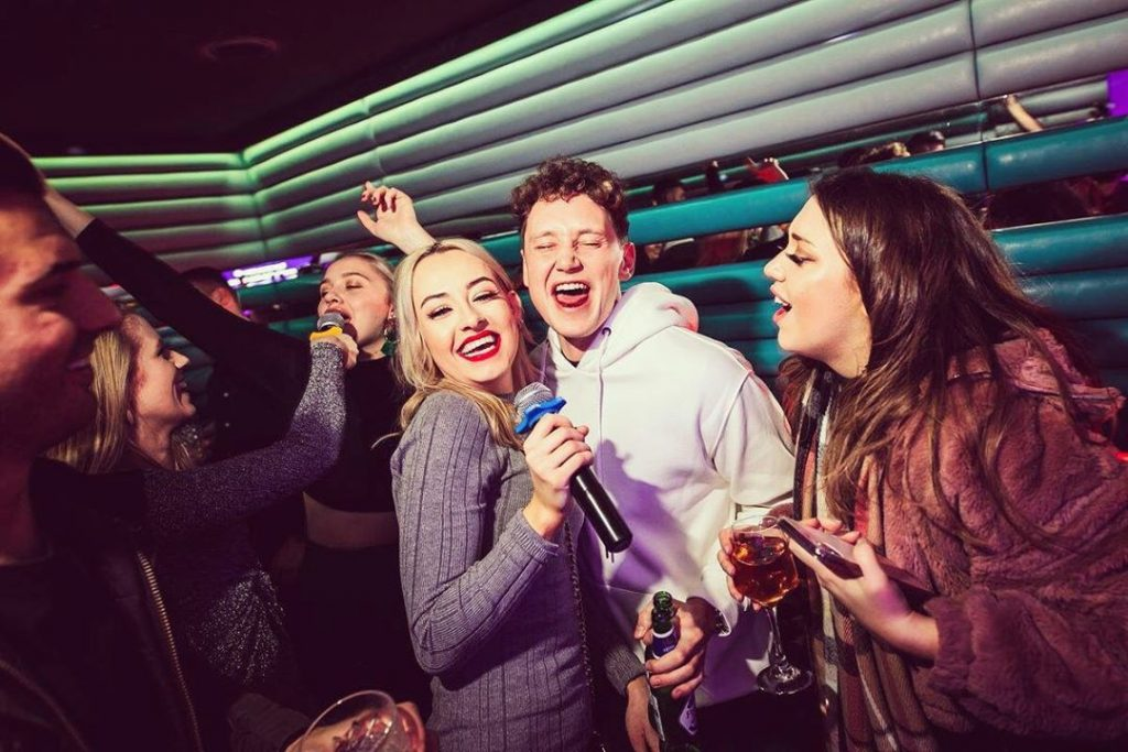 Unleash Your Inner Adele At This Bottomless Karaoke Brunch