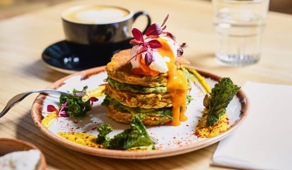 This Gorgeous Spitalfields Brunch Spot Is Perfect For Egg Enthusiasts • Brother Marcus
