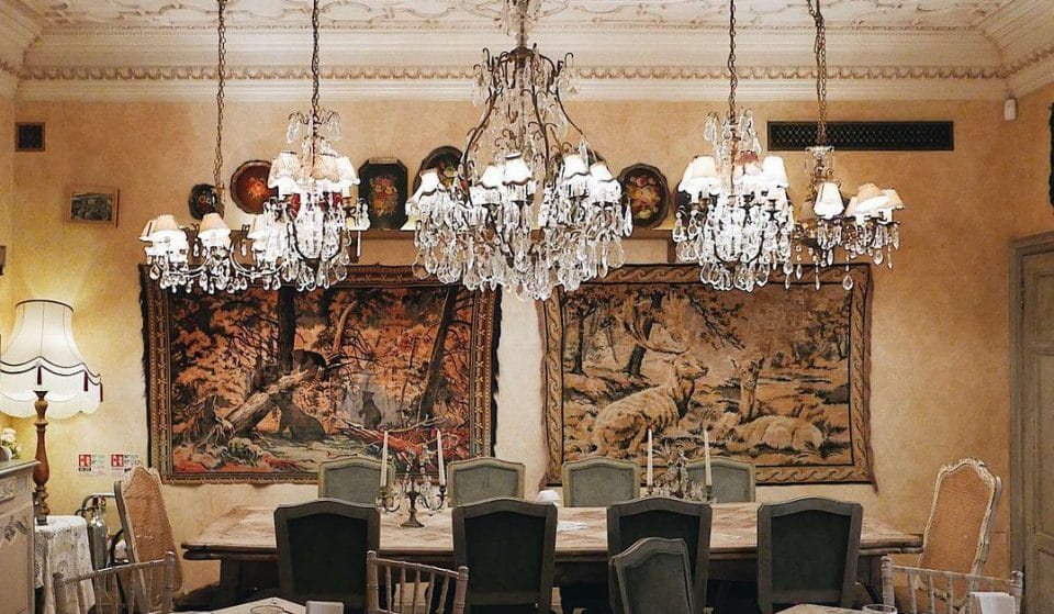 This Cosy Russian Restaurant Is One Of London's Prettiest Dining Spots • Mari Vanna