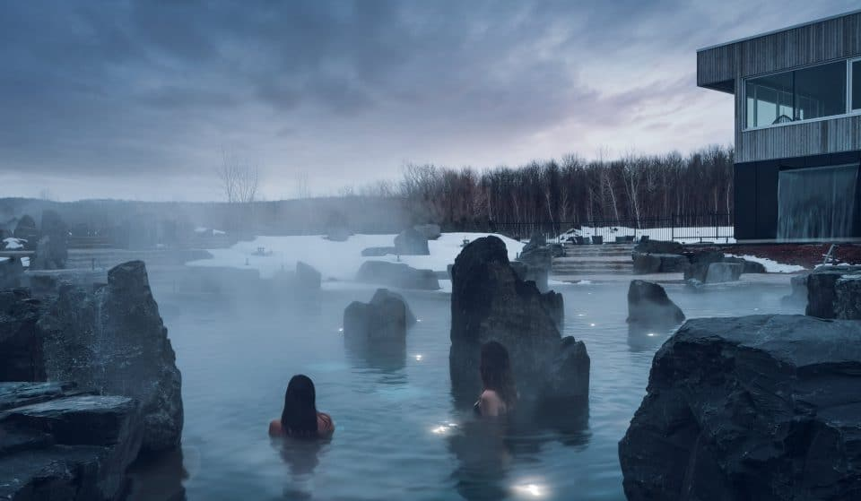 This Incredible Spa Resort Just Opened In Canada, And London 100% Needs One