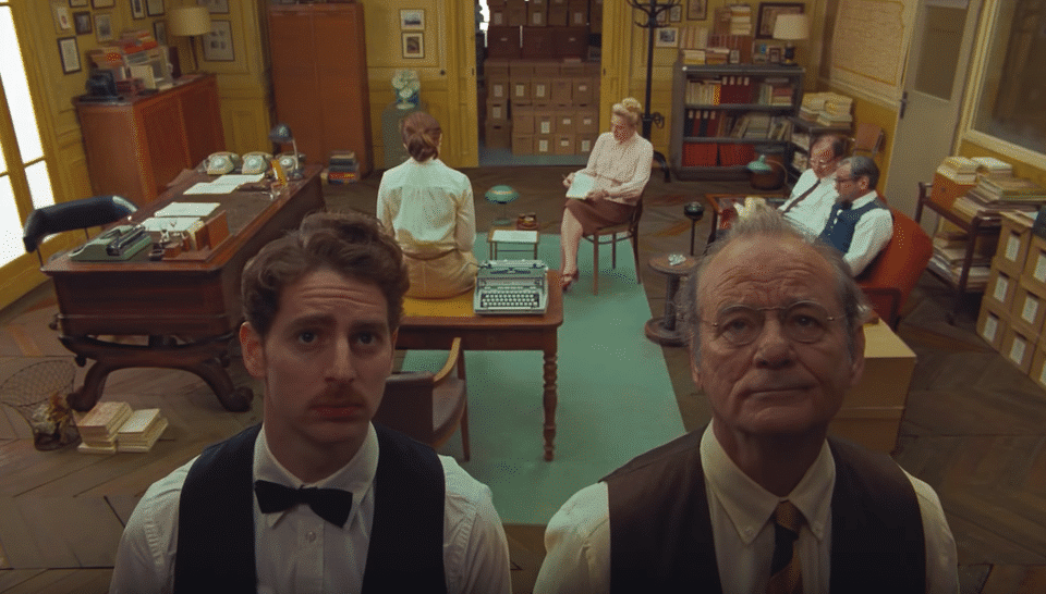 The First Trailer For Wes Anderson's New Film 'The French Dispatch' Has Been Released