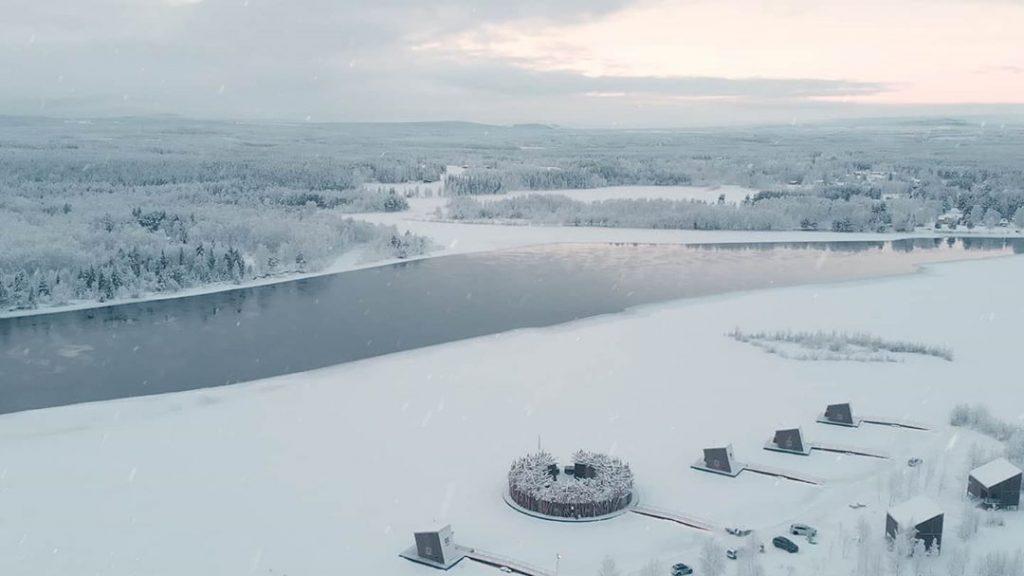 Arctic Bath