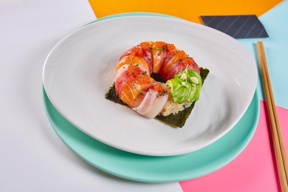 This Harajuku-Themed Brunch Serves Sushi Doughnuts And Bottomless Cocktails