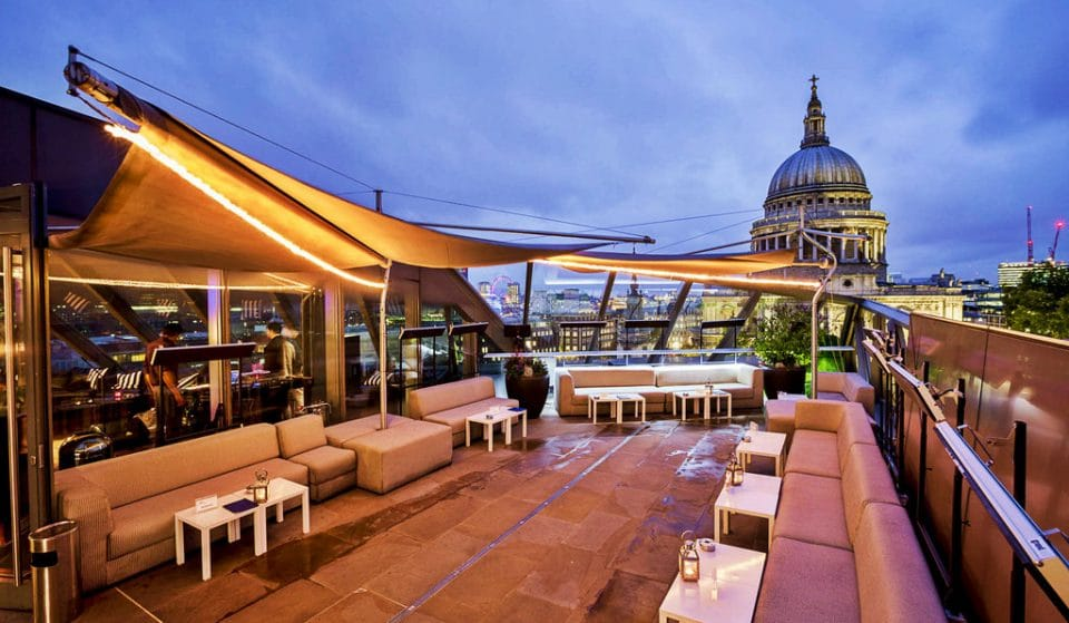 One Of The World's Best Cocktail Bars Is Popping Up On The Madison Rooftop