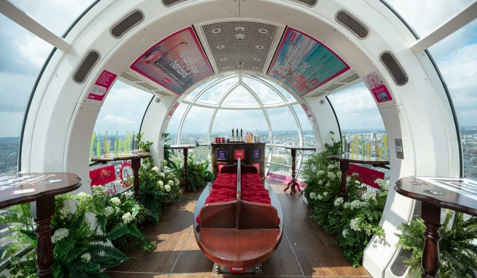 A Teeny Tiny Pub Has Just Opened On The London Eye