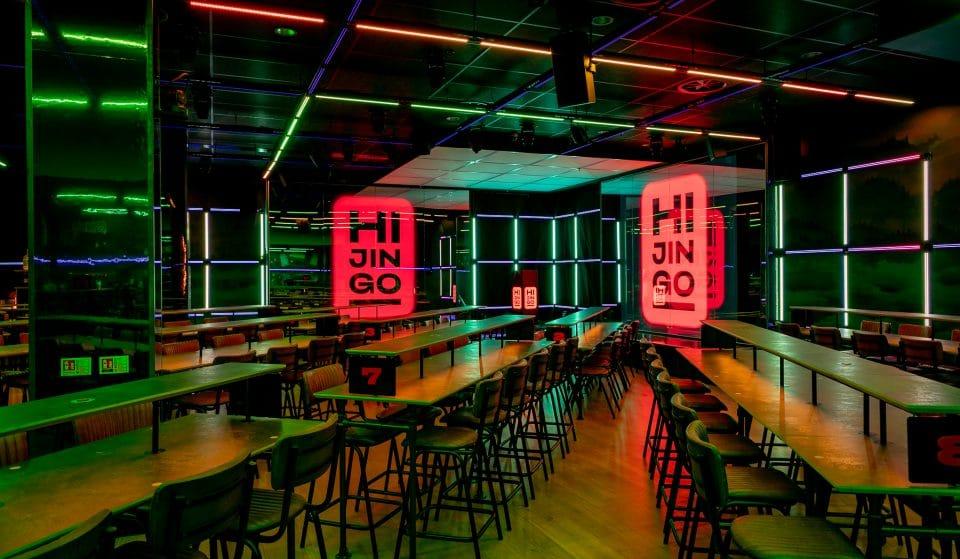 This Hi-Tech, Multi-Sensory Bingo Experience Guarantees A Full House • Hijingo