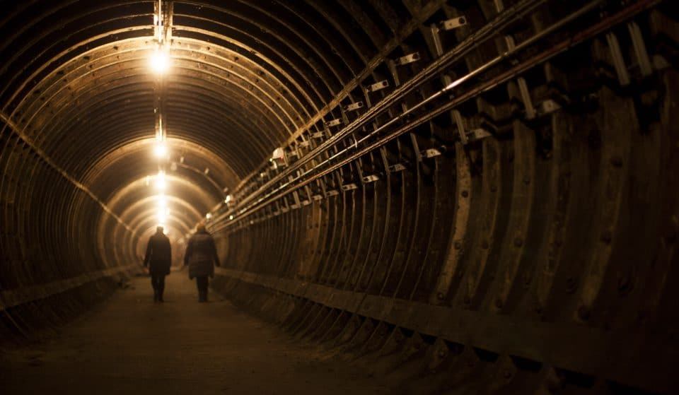 You Can Explore London's Abandoned Tube Stations Once Again From This Week
