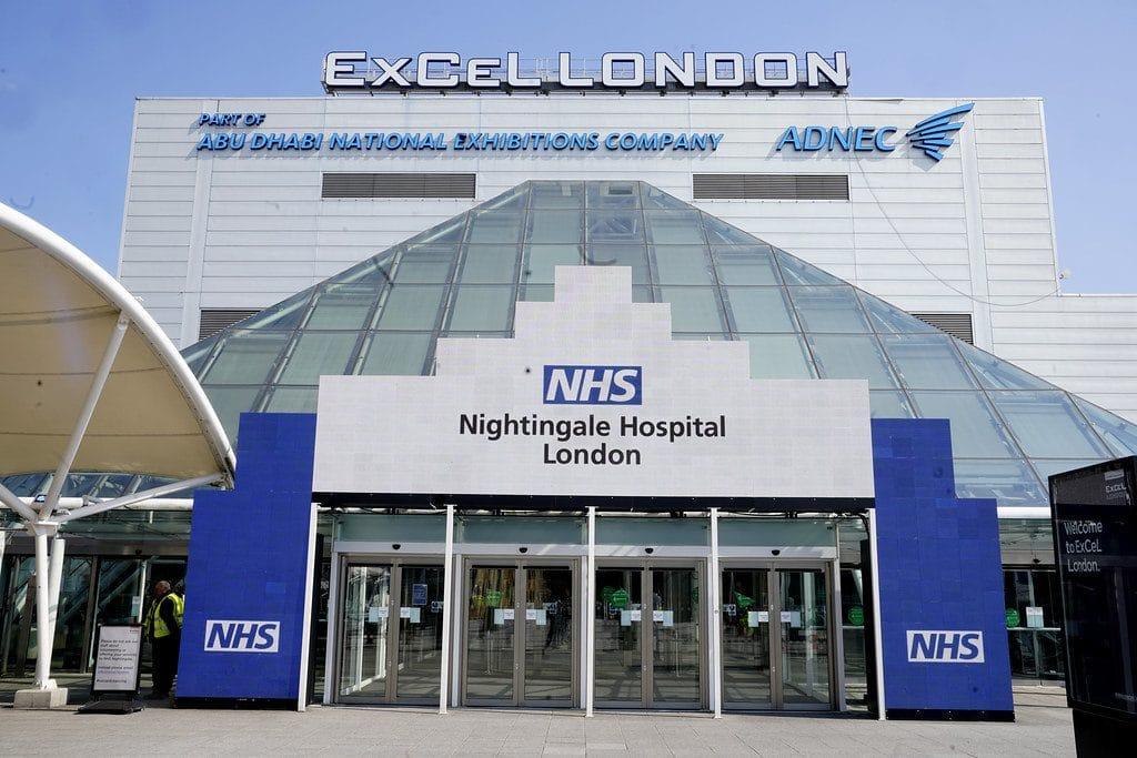 NHS Nightingale Vaccinations