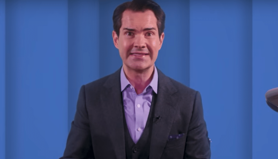 Jimmy Carr Has Launched A Daily Lockdown Quiz On Youtube