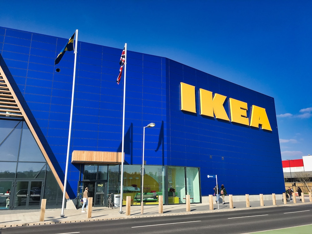 IKEA Have Announced Plans To Open 19 UK Stores On June 1
