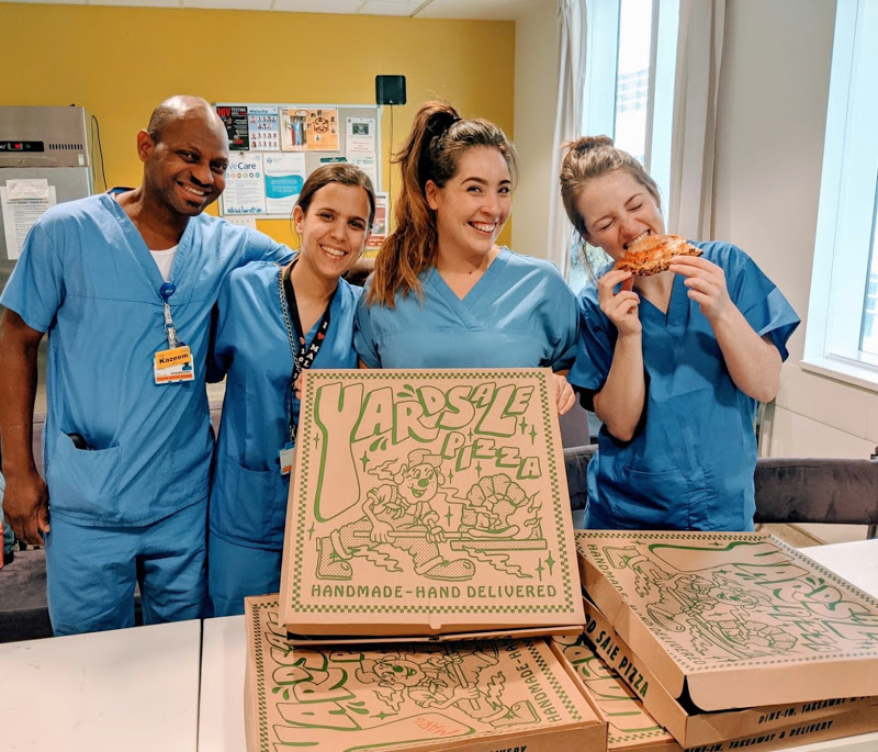 This Lovely London Pizzeria Is Delivering Free Pizza To NHS Staff