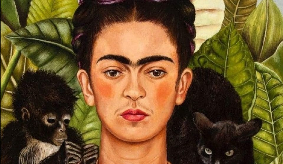 This Online Exhibit Will Let You Wander Through More Than 800 Frida Kahlo Artworks