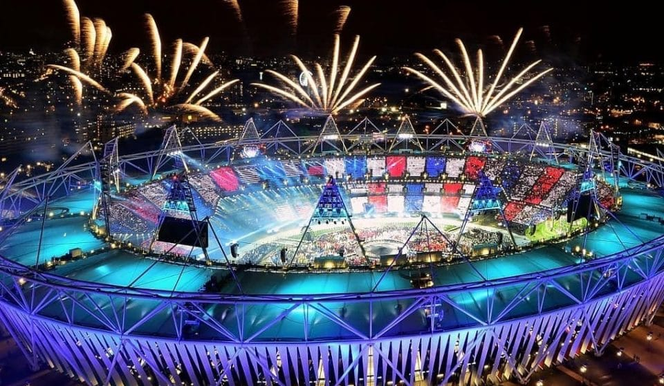 The 2012 Olympics Opening Ceremony Is Being Rebroadcast On Facebook Today