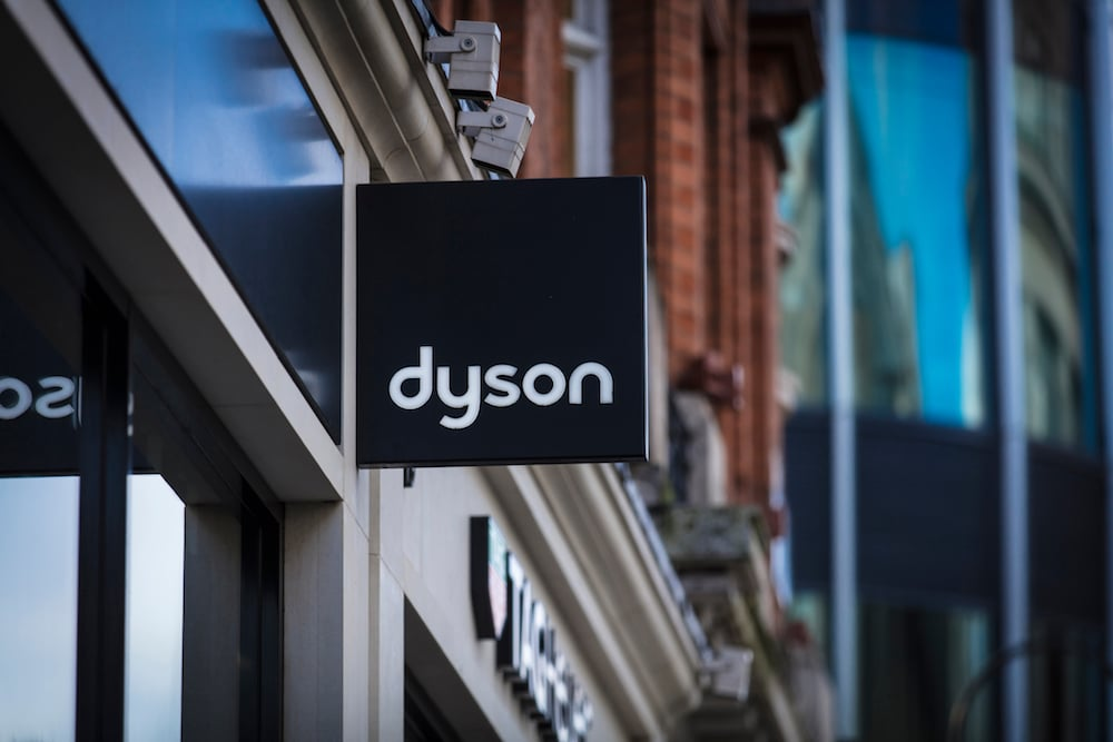 Dyson Designs New Air Ventilator 'CoVent' In Just 10 Days To Fulfill Government Order